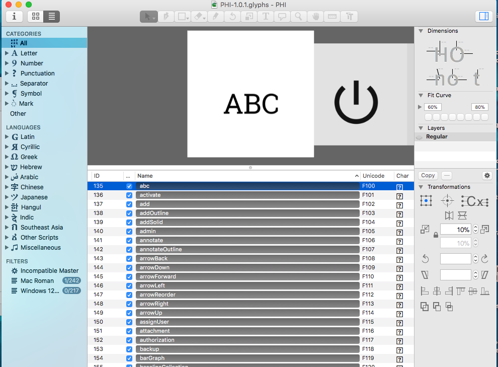 Unicode naming help - Glyphs Forum