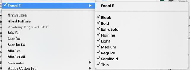 Proper Font Family Naming from an OTF file - Glyphs - Glyphs Forum